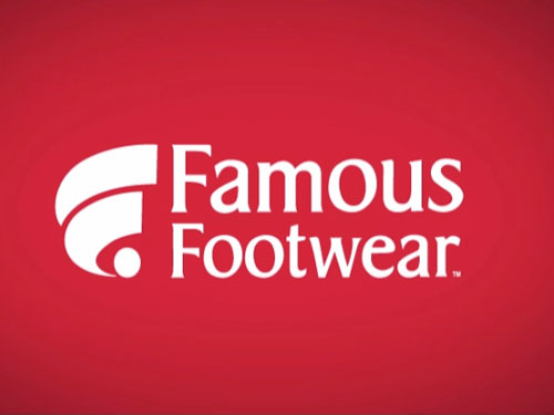 Blue Nile Digital Marketing Client - Famousfootwear